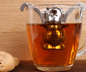 Monkey Tea Infuser - Tee Ei - 3