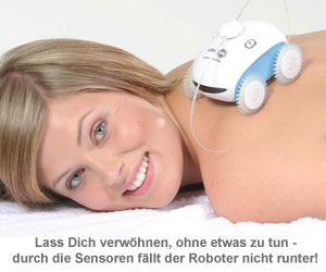 Massage Roboter - WheeMe - 2