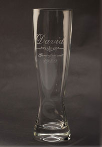 Weizenglas mit Gravur - 3