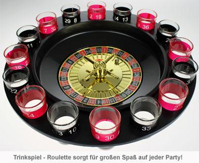 roulette trinkspiel