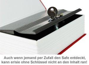 Buch Safe - 4