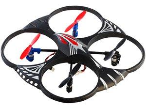 Quadrocopter - ferngesteuert - 4