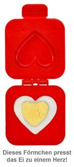 Herz Eierform - 2