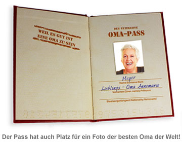 Der ultimative Oma-Pass - 3