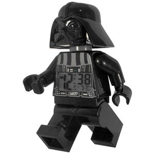 Lego Star Wars Wecker - Darth Vader - 2