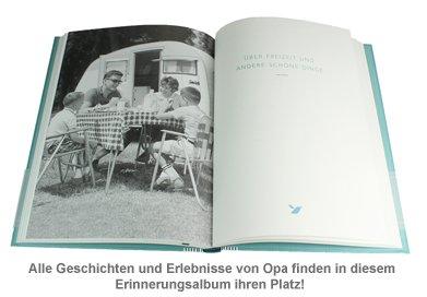 Erinnerungsalbum - Opa, erzähl mal! - 2