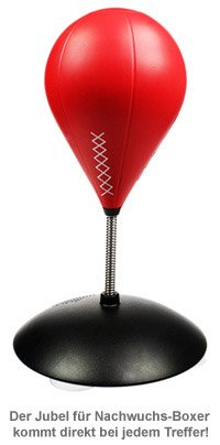 Punchingball mit Soundeffekt - 2