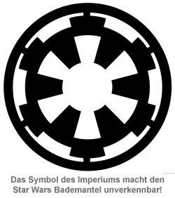 Star Wars Bademantel - Imperator - 2