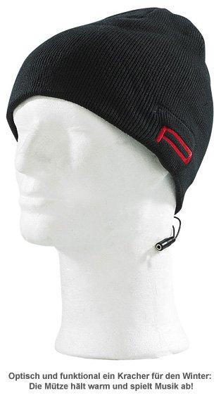 Mütze mit integrierten Kopfhörern - 2