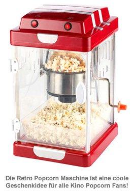 Popcorn Maschine - 3