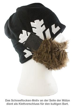 Bartmütze - Snowflake Edition - 2
