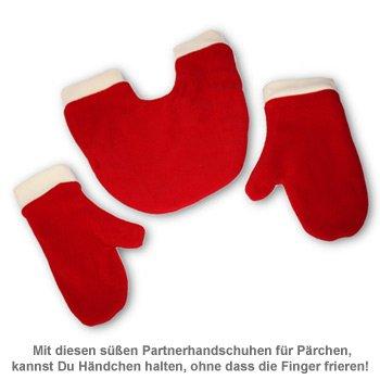 Partnerhandschuhe - 2
