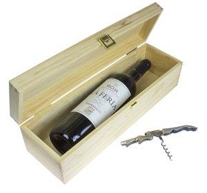 Personalisierte Weinkiste - Danksagung - 3