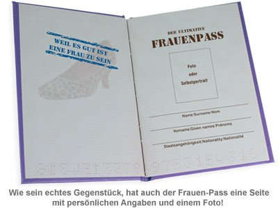 Der ultimative Frauen-Pass - 3