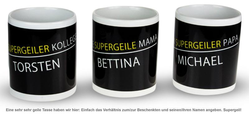 Tasse Supergeil - 2