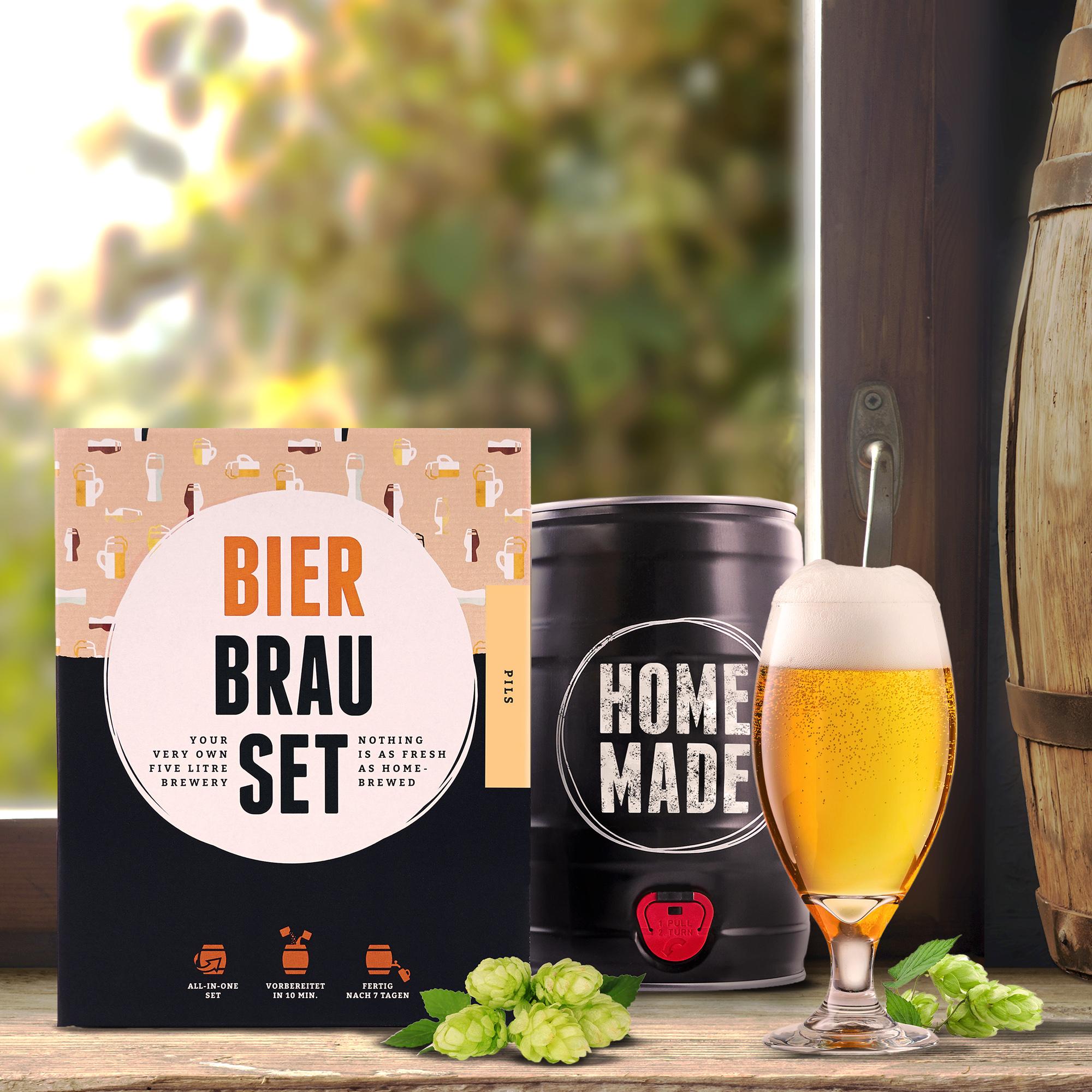 Braufässchen - Bier selber brauen - 2