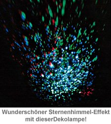 Mobiler Mini-Sternen-Projektor - 3