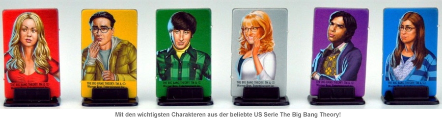 Cluedo - The Big Bang Theory Edition - 3