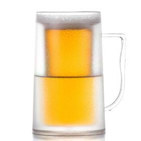 Doppelwandiger Bier Kühl Krug - 3