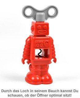 Korkenzieher Roboter - 2