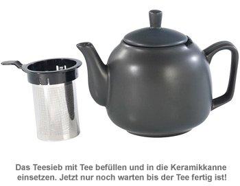 Samowar mit Teekanne - 3