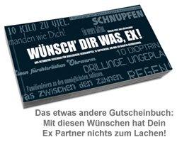Gutscheinbuch für Ex - Wünsch Dir was - 2