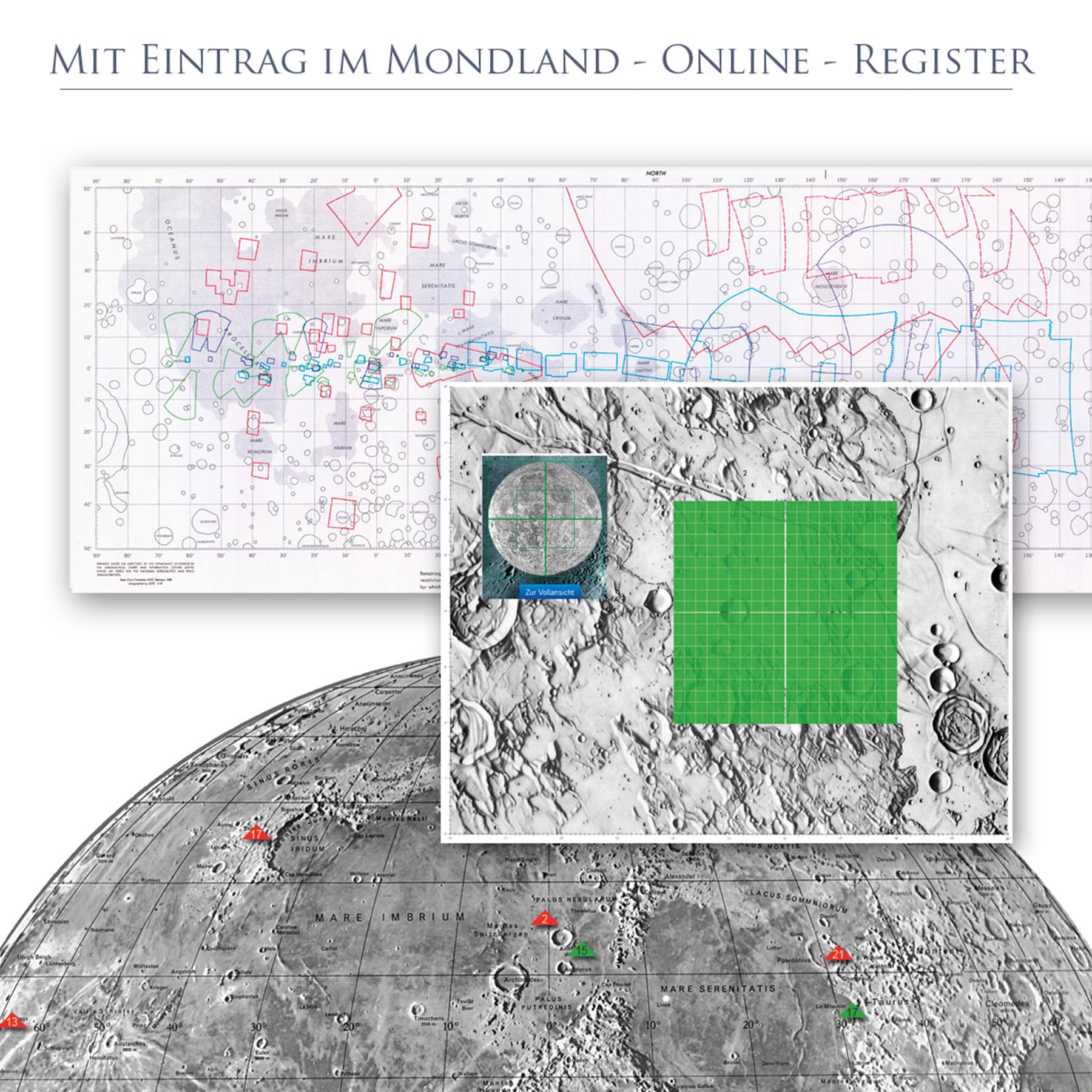 Mond-Grundstück - 3