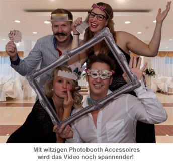 Personalisiertes Video Gästebuch zur Hochzeit - Deluxe - 3