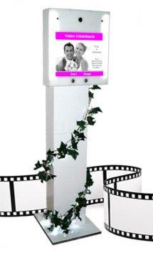 Personalisiertes Video Gästebuch zur Hochzeit - Deluxe - 5