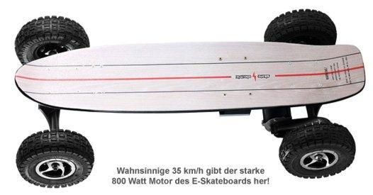Ferngesteuertes E-Skateboard - 2