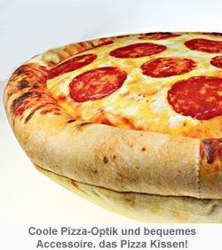 Pizza Kissen - 2