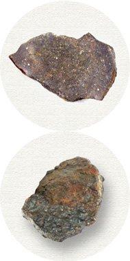 Echter Meteoritensplitter - 4