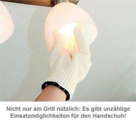 Hitzebeständige Grillhandschuhe - 2