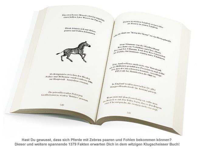 Unnützes Wissen Buch - Klugscheisser - 2