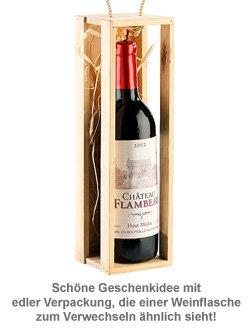 Kerze in Weinflaschenform - 2