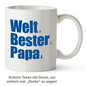 Tasse - Welt Bester Papa - 2