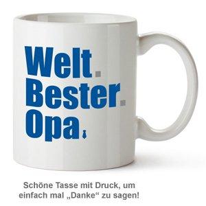 Tasse - Welt Bester Opa - 2