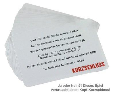 Kurzschluss - Quiz und Gesellschaftsspiel - 3