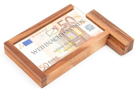 Magische Geldgeschenkbox - Weihnachtsfonds - 4