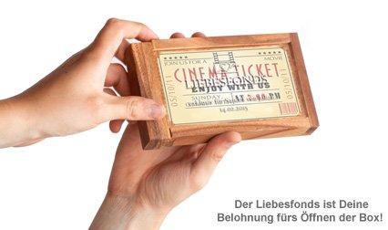 Magische Geldgeschenkbox - Liebesfonds - 3