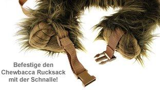 Chewbacca Rucksack - Star Wars - 3