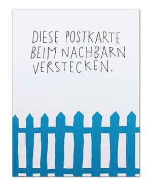 Mach diese Postkarten fertig - 4