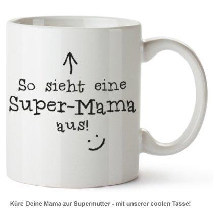 Tasse - Super Mama - 2