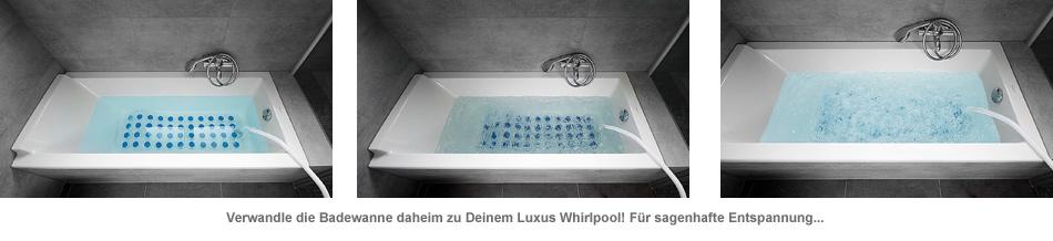 Luxus Whirlpoolmatte für die Badewanne - 2
