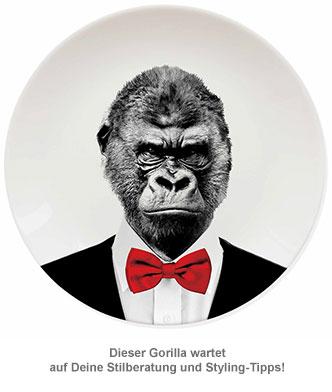 Wilder Teller - Gorilla - 2