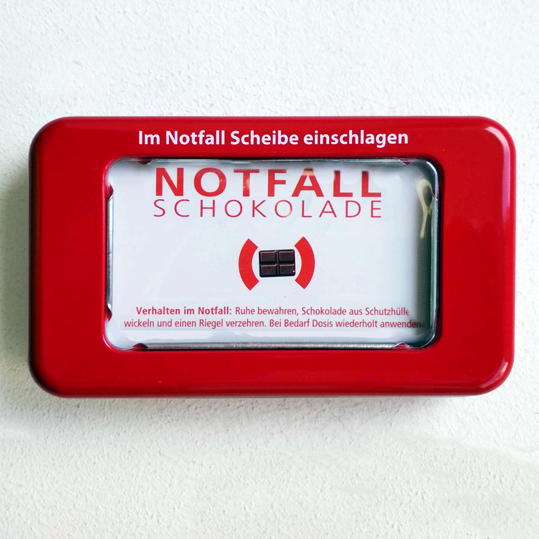 Notfallschokolade - 2