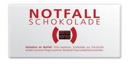 Notfallschokolade - 3