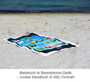 Smartphone Handtuch - 2
