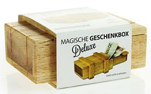Magische geschenkbox hochzeit