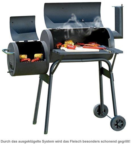 BBQ Smoker Grill - 2